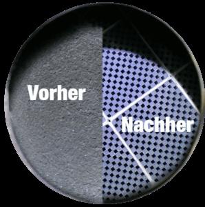 Bild DPF Reinigung Vorher_Nachher