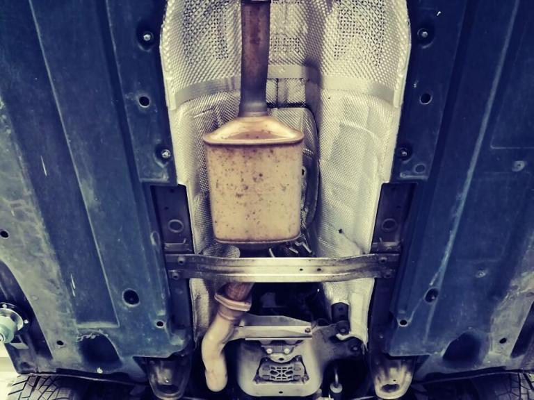 Bild DPF reinigen | Dieselpartikelfilter reinigen ohne Chemie