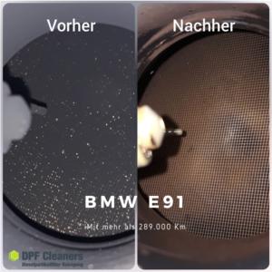 bmw dieselpartikelfilter reinigen